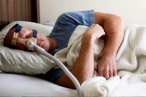 ngưng thở khi ngủ trung ương