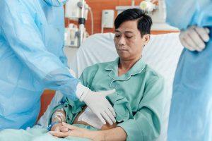 ca ghép gan cho người bệnh