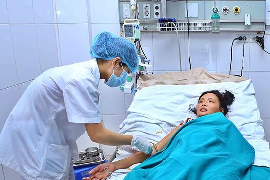 bệnh nhân bệnh truyền nhiễm