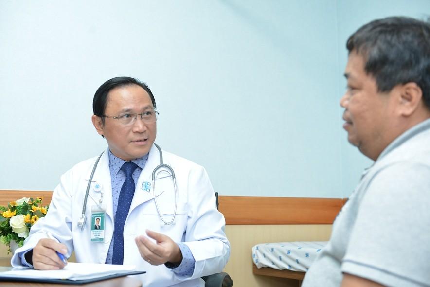bệnh nhân xơ gan