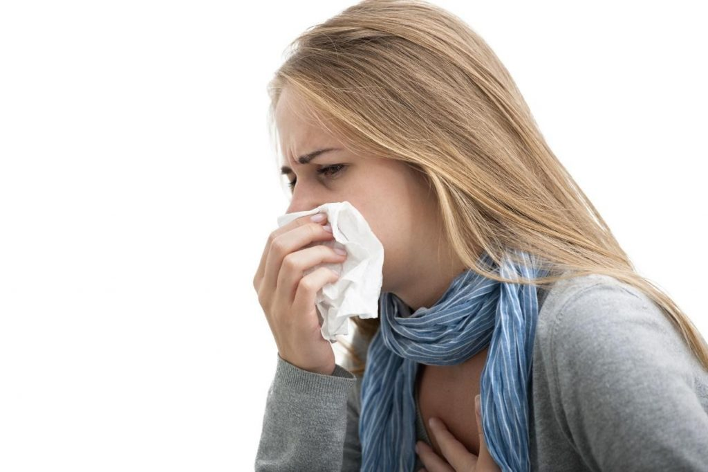 Nguy cơ mắc bệnh hô hấp thời điểm giao mùa và cách phòng tránh