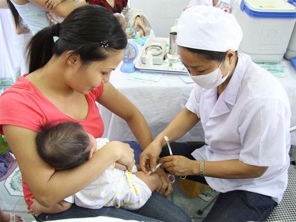 bệnh truyền nhiễm ở trẻ em