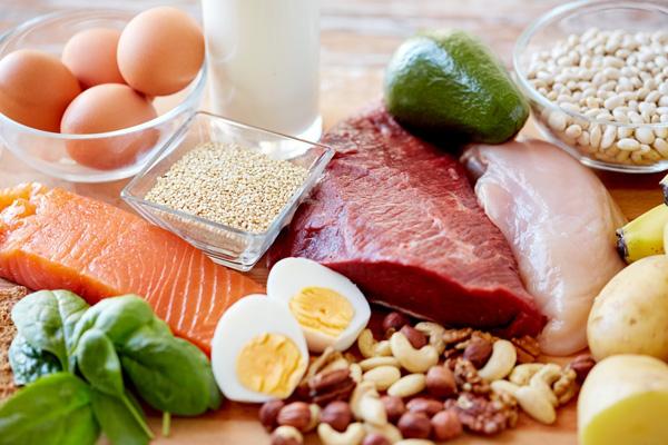 dinh dưỡng cho người bệnh thận