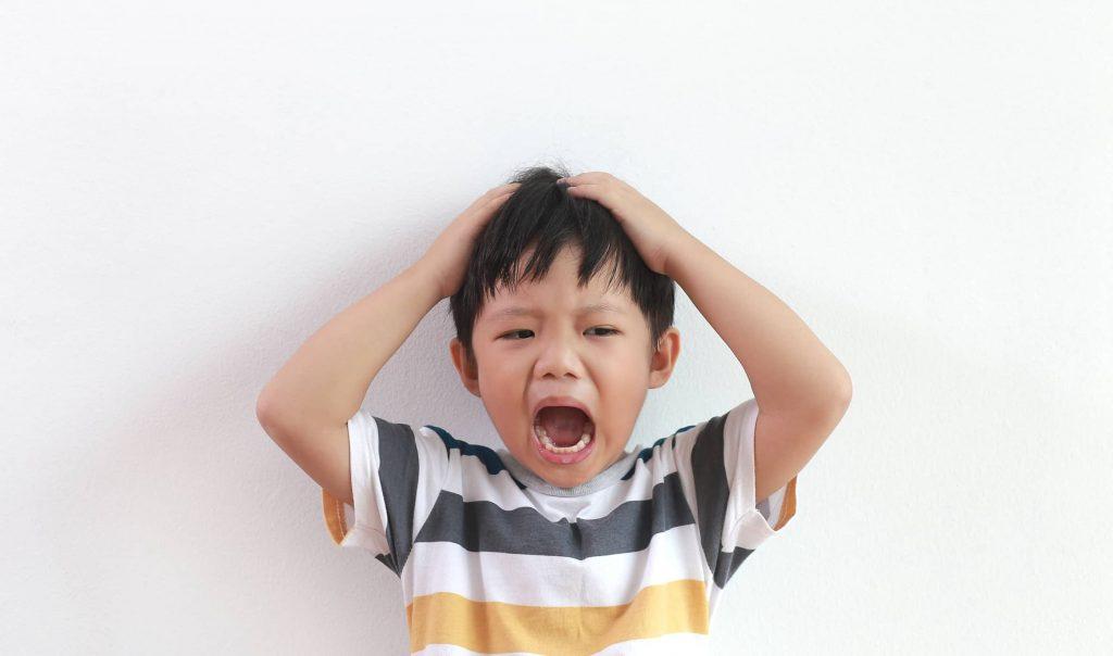 hội chứng tâm thần ở trẻ