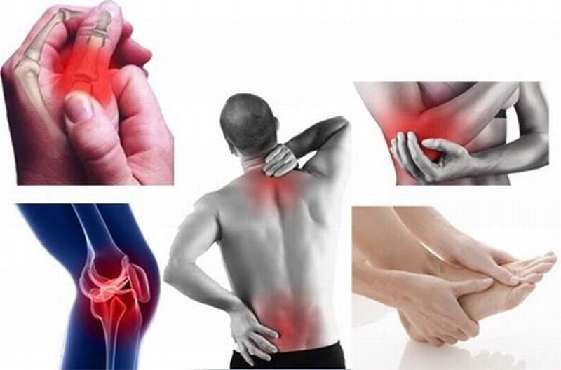 đau xương khớp