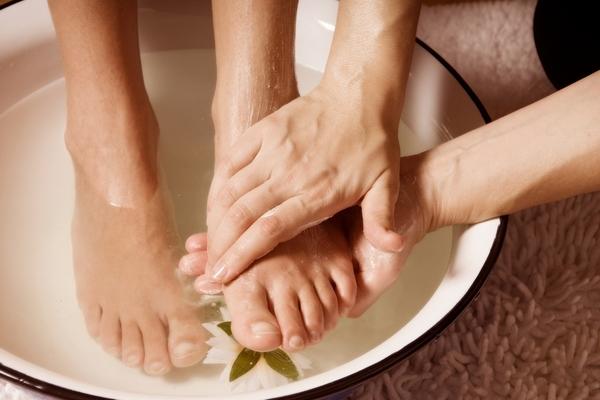 bàn chân người tiểu đường