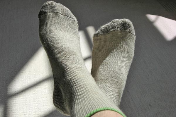 chân người tiểu đường