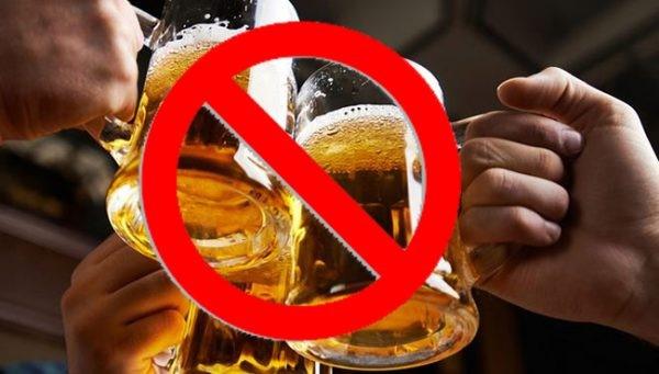 Hạn chế bia – rượu
