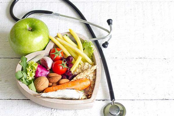 chế độ ăn cho người ung thư