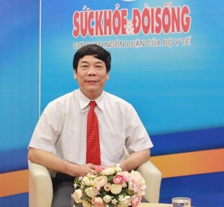 Phó Viện trưởng Viện Tim mạch Việt Nam