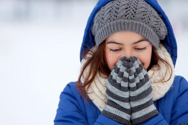 giữ ấm mùa đông