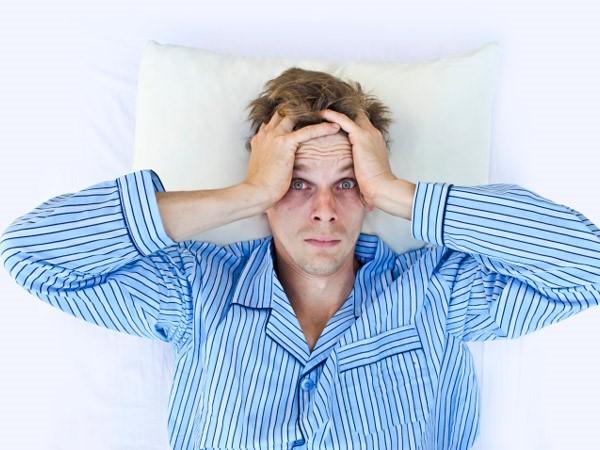 Thiếu ngủ nhiều