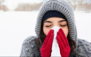 cảm lạnh cảm cúm
