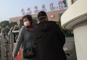 viêm phổi lạ