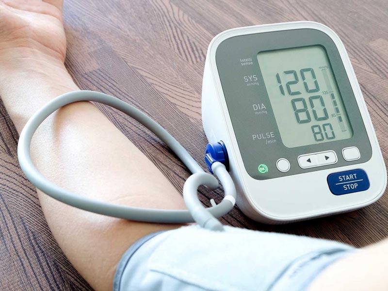 huyết áp cao ảnh hưởng