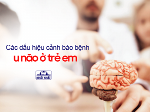 bệnh u não ở trẻ em