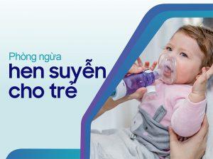Phòng ngừa hen suyễn