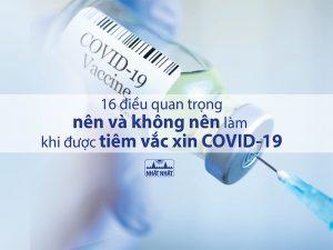 tiêm vắc xin COVID-19