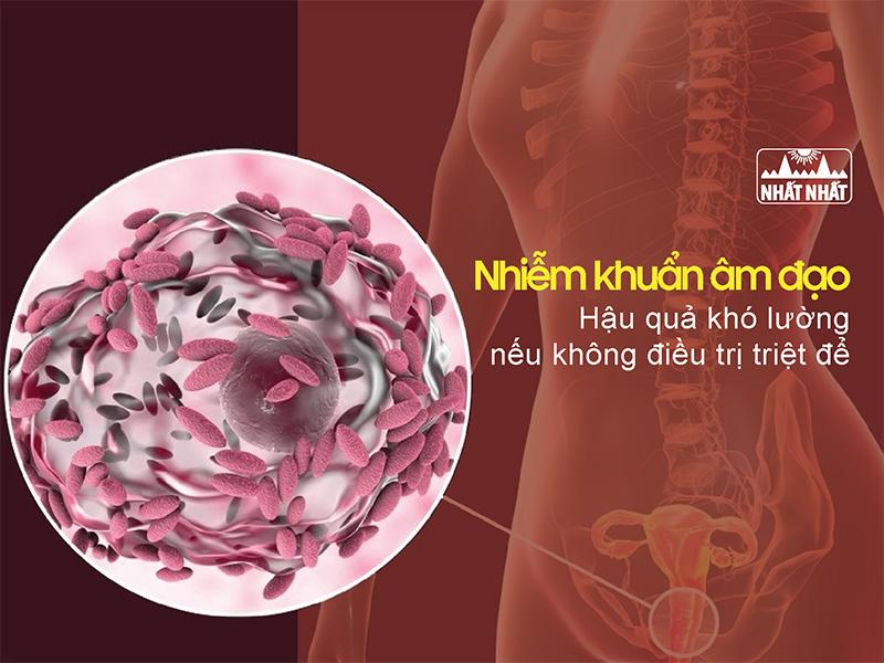 nhiễm khuẩn âm đạo