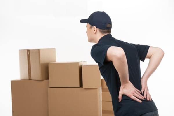 nguy cơ gây đau lưng