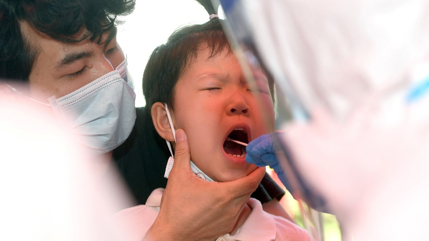 vắc xin Covid-19 cho trẻ em